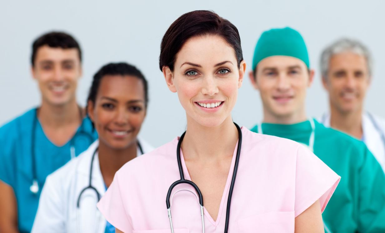 how to find a nurse in uk
