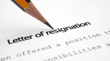 Managing Resignations with Grace
